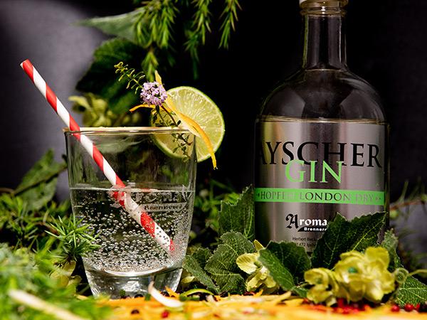 NEU: Ayscher Hopfen Gin